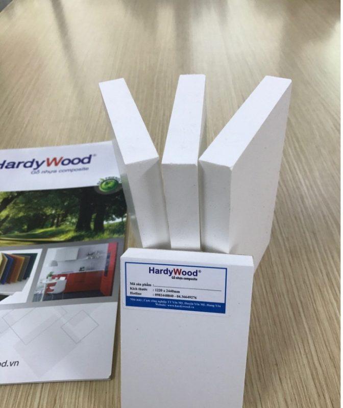Gỗ nhựa HardyWood – Vật liệu hoàn hảo thay thế cho gỗ công nghiệp