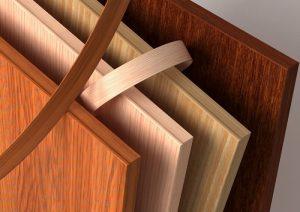 Gỗ Acrylic là gì? Ưu, nhược điểm của gỗ Acrylic trong sản xuất tủ bếp