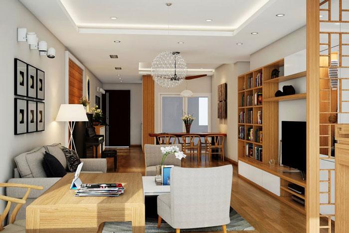 Vì sao nên chọn gỗ công nghiệp trong thiết kế nội thất hiện đại