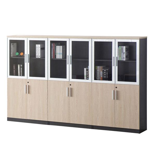 Tủ hồ sơ văn phòng gỗ công nghiệp-sự lựa chọn hợp lý