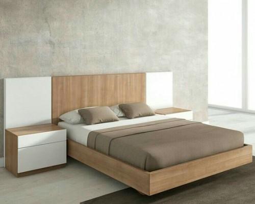 Những mẫu giường ngủ gỗ MDF thịnh hành nhất hiện nay
