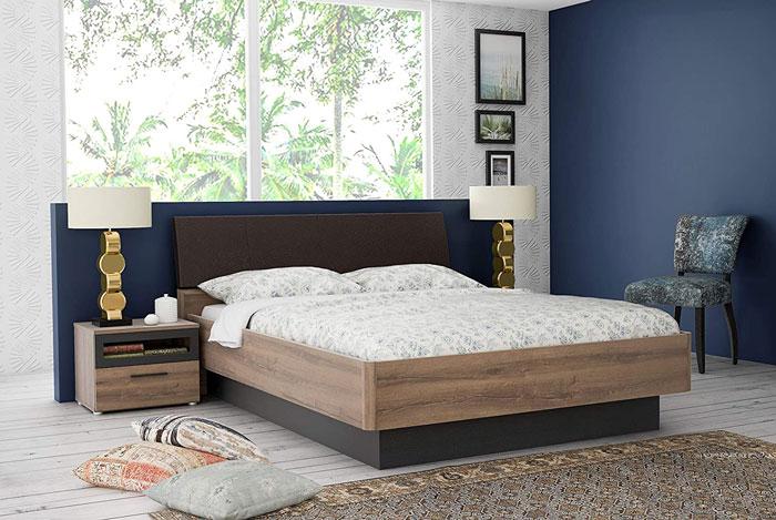 Giường ngủ gỗ laminate cao cấp