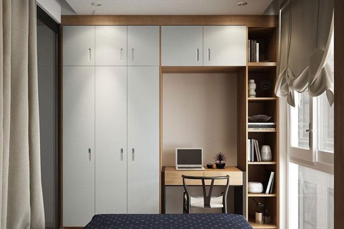 Vì sao nên lựa chọn tủ quần áo laminate cao cấp?