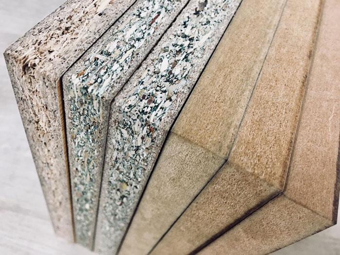 Sự khác nhau giữa gỗ công nghiệp MDF và MFC
