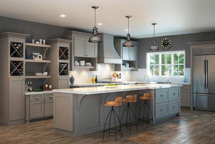Những lưu ý cần biết khi thiết kế nội thất phòng bếp