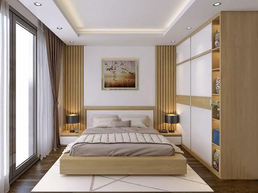 Nội thất phòng ngủ với gỗ công nghiệp - Sự lựa chọn lý tưởng nhất