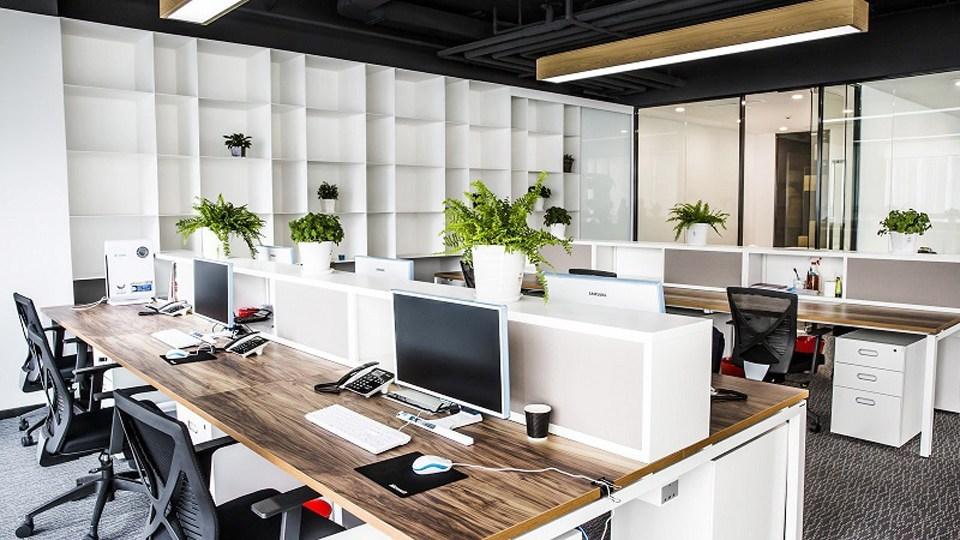 Những lưu ý khi thiết kế nội thất văn phòng hiện đại