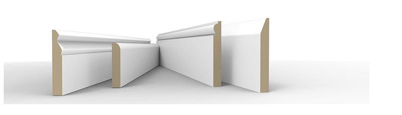 Phào gỗ Laminate - Phụ kiện không thể thiếu trong quá trình thi công sàn gỗ công nghiệp
