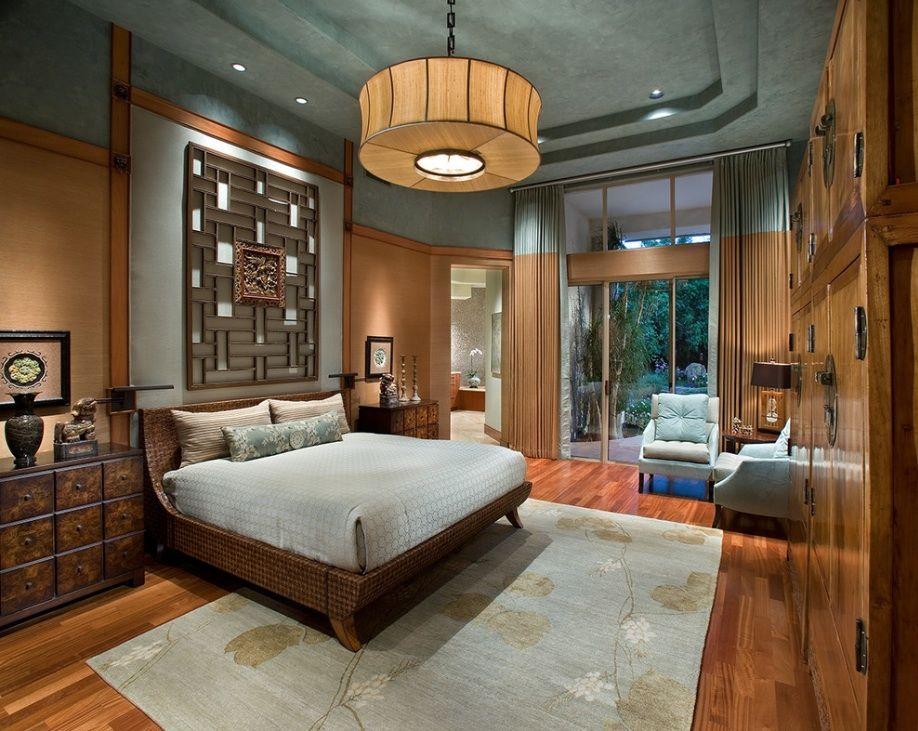 Thiết kế, gia công nội thất phòng ngủ phong cách Nhật Bản
