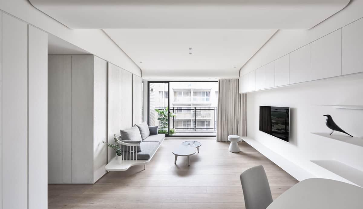 Phong cách tối giản Minimalism trong thiết kế nội thất