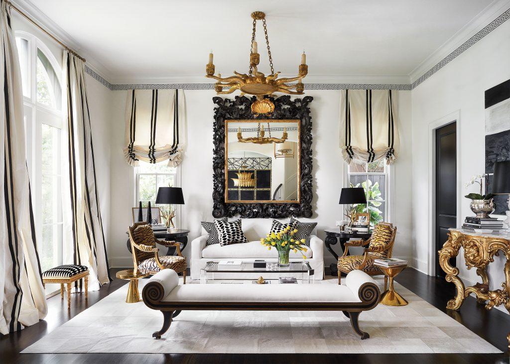 Phong cách Hollywood  trong thiết kế nội thất