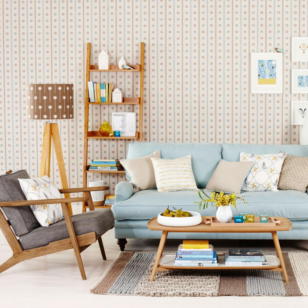 Phong cách Mid-century modern trong thiết kế nội thất