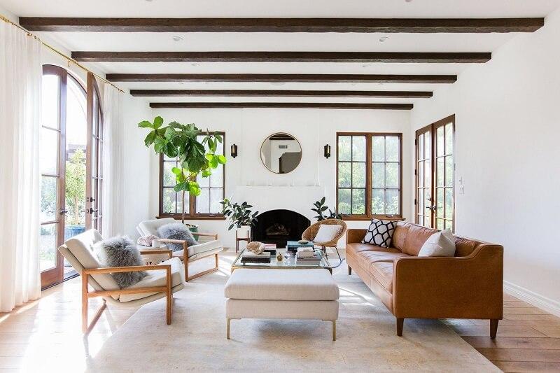 Phong cách Organic trong thiết kế nội thất