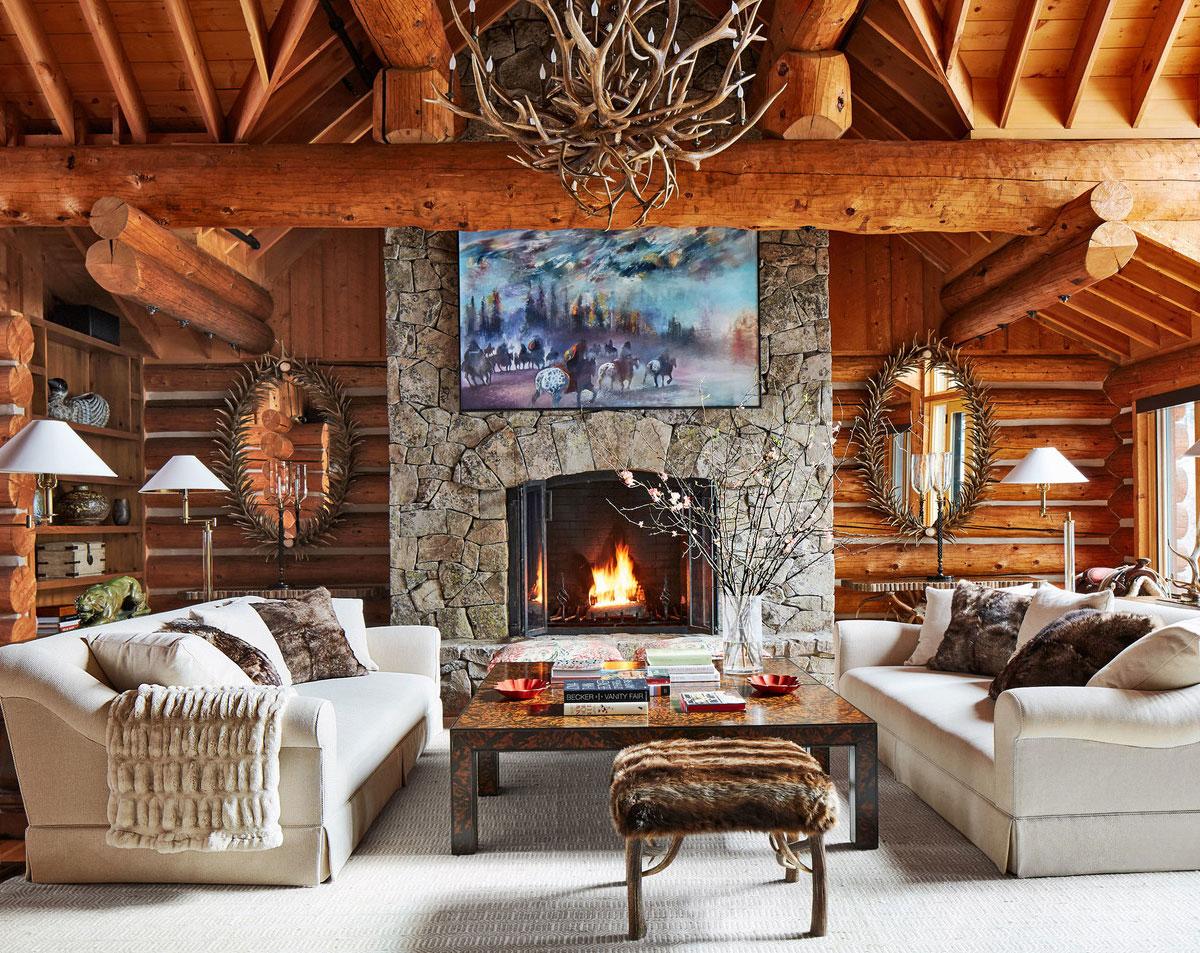 Phong cách Rustic trong thiết kế nội thất