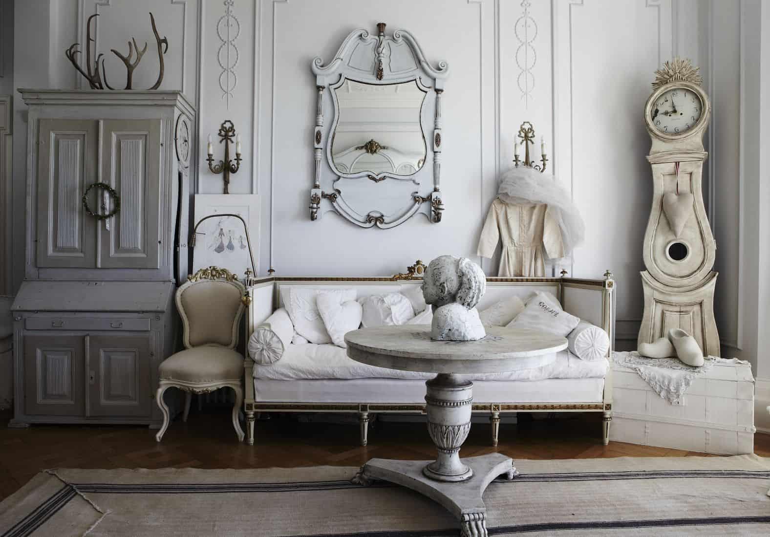 Phong cách Shabby Chic trong thiết kế nội thất