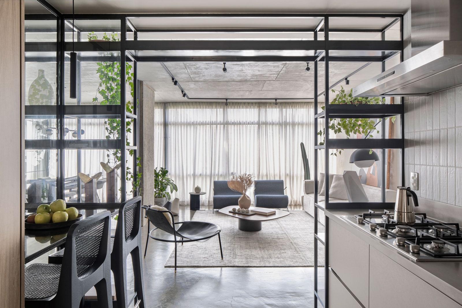 Những nguyên tắc khi thiết kế nội thất theo phong cách Brutalism
