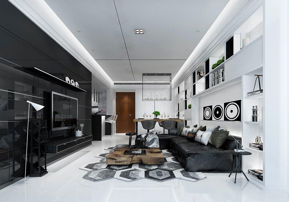 Phong cách Avant Garde trong thiết kế nội thất