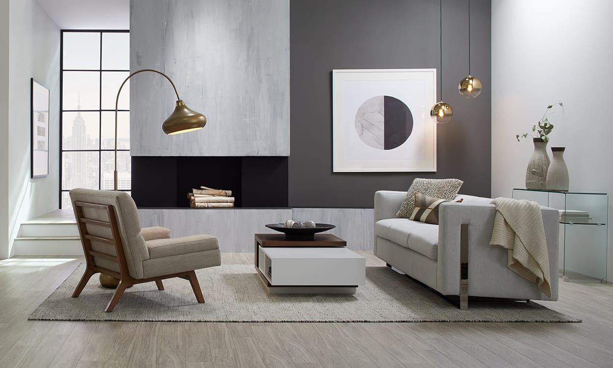 Phong cách Contemporary trong thiết kế nội thất