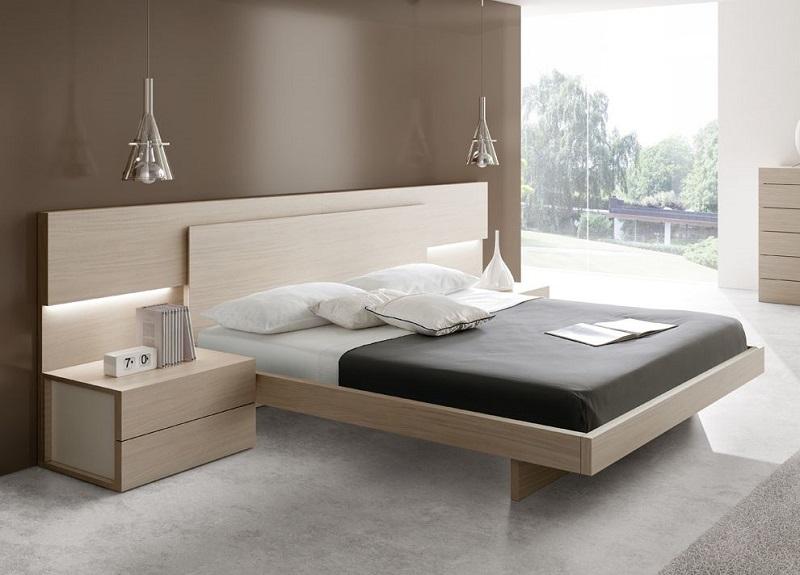 Ứng dụng của gỗ MDF trong thiết kế giường ngủ