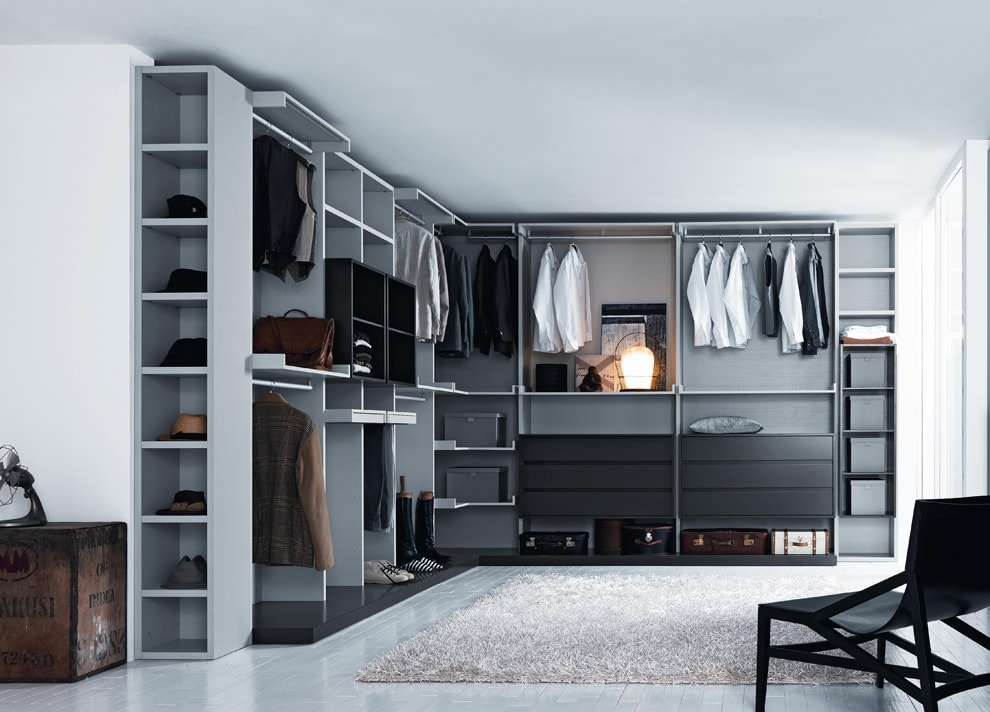 Tủ quần áo – tối ưu không gian cho phòng ngủ