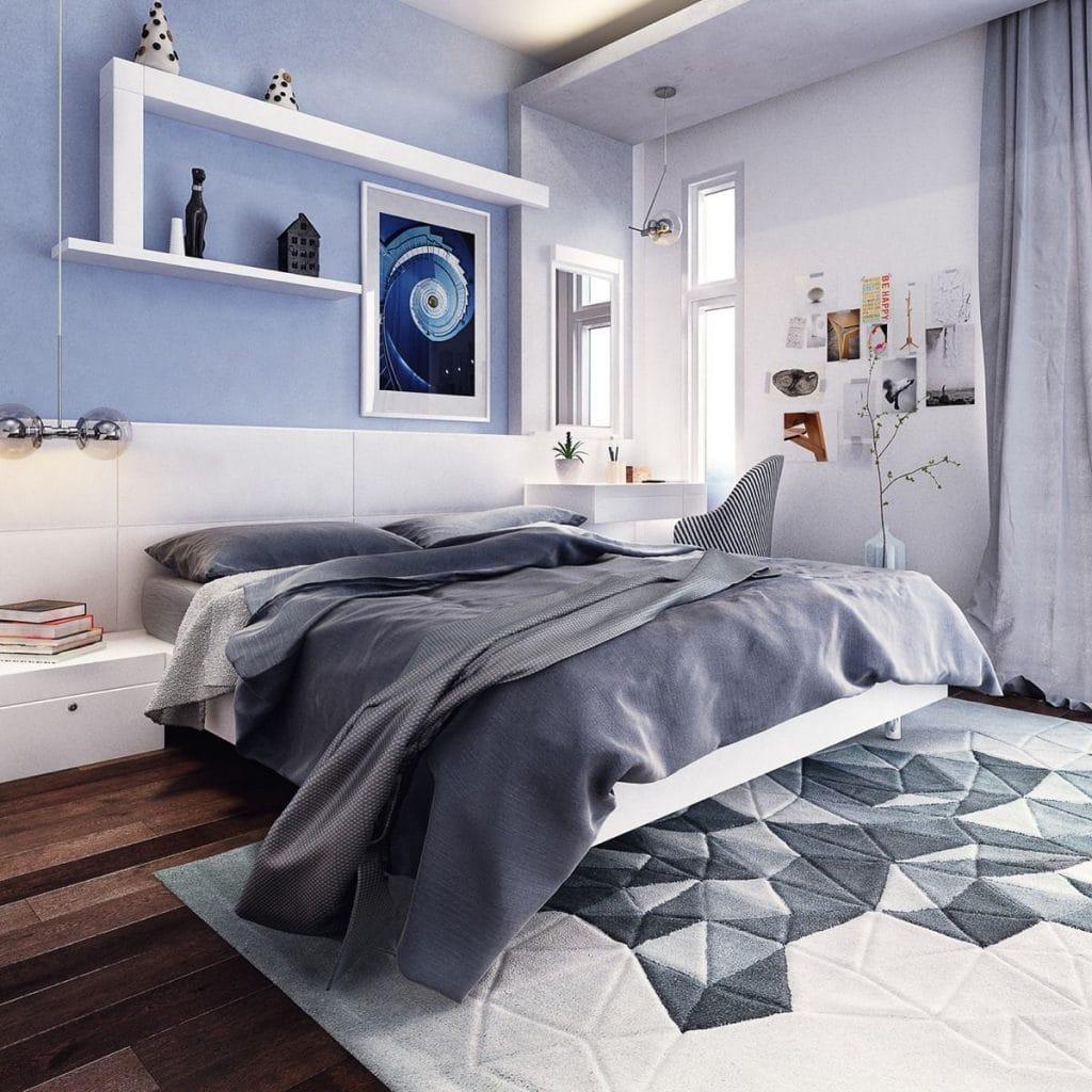 Chọn đồ trang trí phòng ngủ thế nào cho phù hợp?