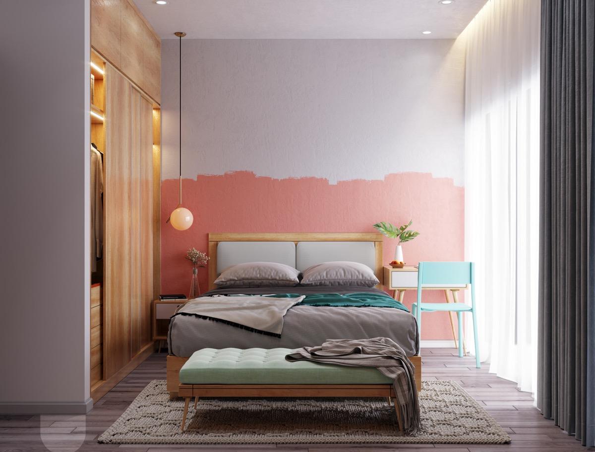 Tuyệt chiêu thiết kế nội thất phòng ngủ nhỏ đẹp ngây ngất