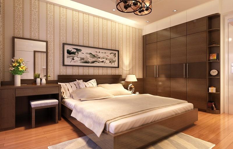 Ứng dụng chất liệu gỗ MDF trong thiết kế gia công tủ quần áo