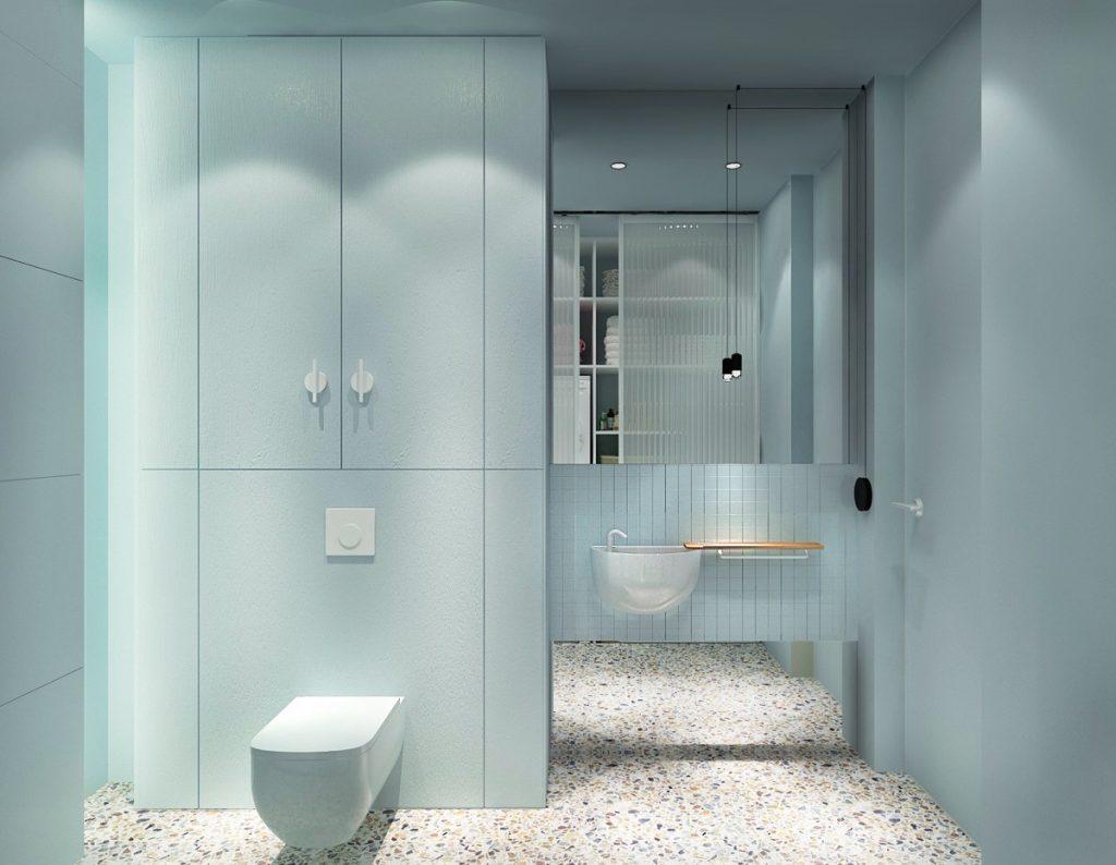 Thiết kế nhà vệ sinh nhỏ đẹp cần lưu ý những gì?