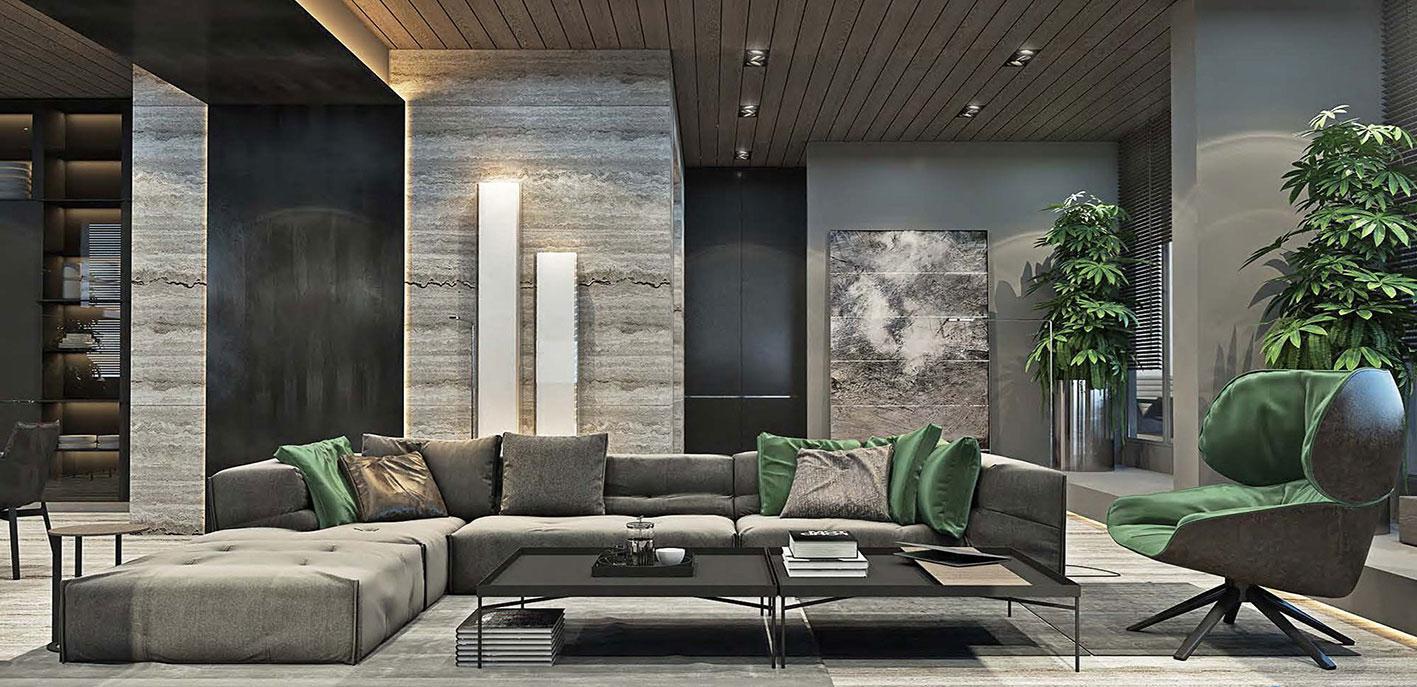 Xu hướng mới trong thiết kế nội thất biệt thự