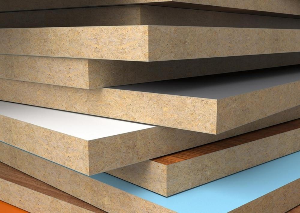 Gỗ công nghiệp – nguồn nguyên liệu tốt để sản xuất đồ nội thất