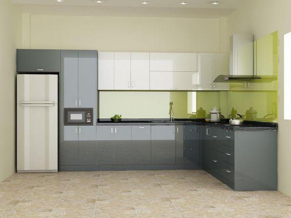 Các loại vật liệu làm tủ bếp phổ biến