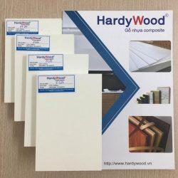 Gỗ nhựa Hardy wood