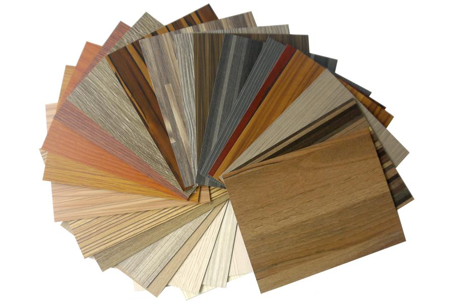 Các loại bề mặt trang trí cốt gỗ công nghiệp