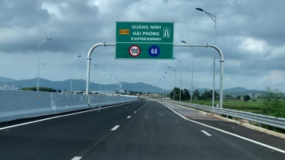 Đường cao tốc Hạ Long - Hải Phòng